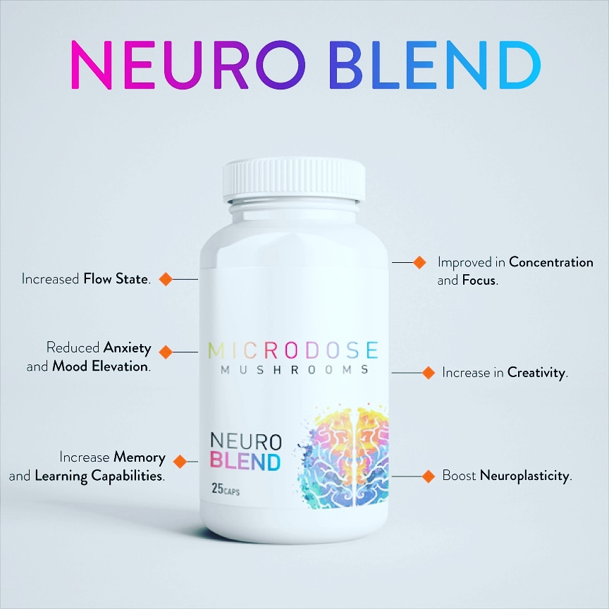 Neuro Blend Benefits